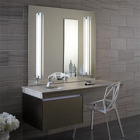 Homethangs Com Has Introduced A Guide To Alternative Bathroom Vanity With Makeup Station