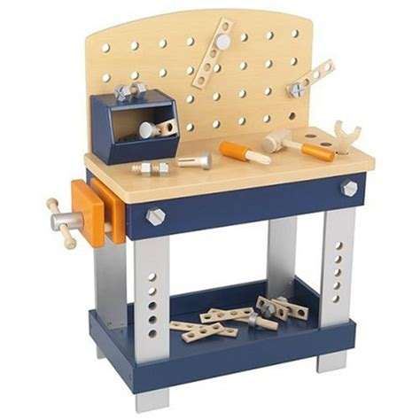 childs wooden work bench ipad kids wooden workbench easy to follow how to build