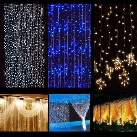 1000  ideas about Curtain Lights on Pinterest   Led string