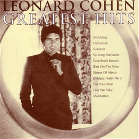 the best of leonard cohen the best of leonard cohen wow