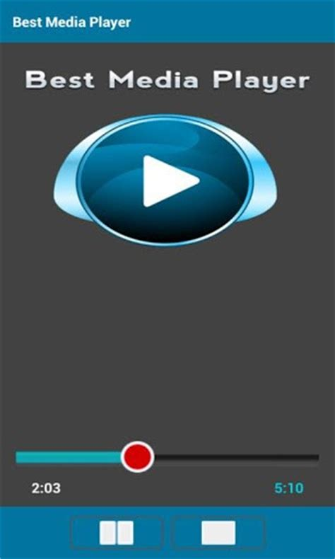 best android media player best media player for android by app savvy appszoom