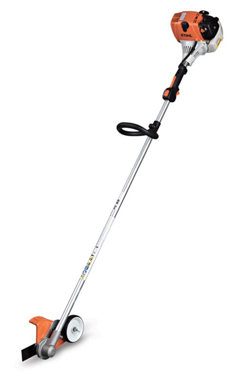 stihl bed edger fc 95 stihl edger straight shaft edger stihl usa