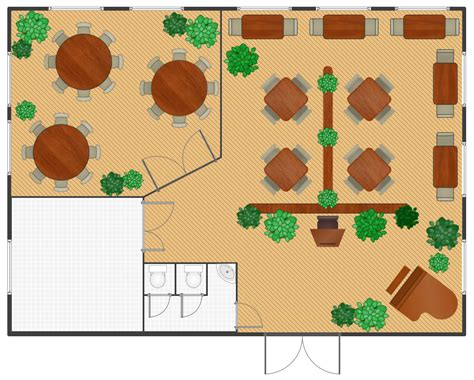 rest house plan design restaurant floor plans sles restaurant design