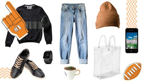 whats in seson to waer the ultimate guide what to wear to a football game this