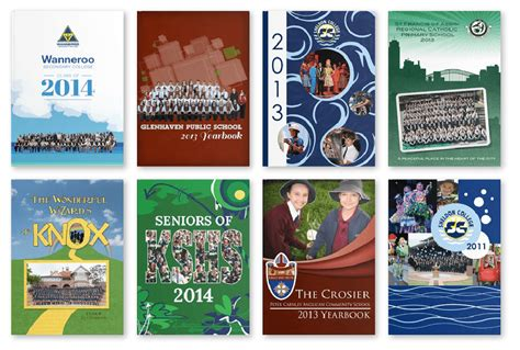 hundreds of yearbook cover exles academic to artistic