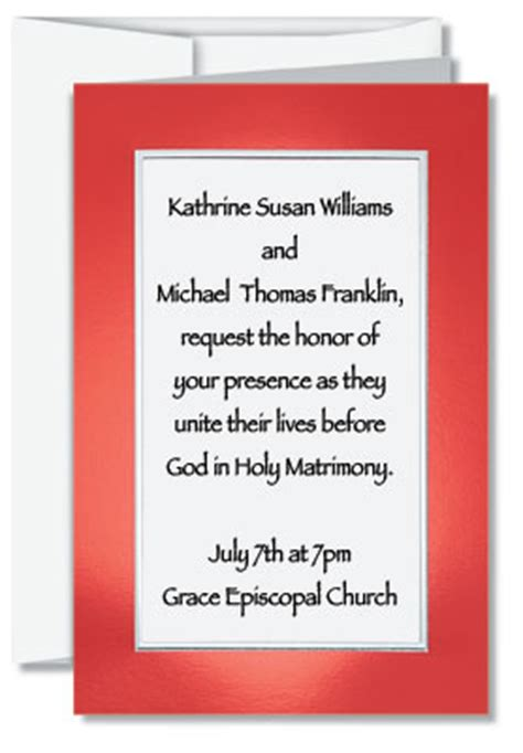 Paper Direct Wedding Invitations by Christian Wedding Invitation Wording Paperdirect