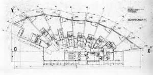 alvar aalto floor plans alvar aalto neue vahr high rise 1 1958 1962 bremen