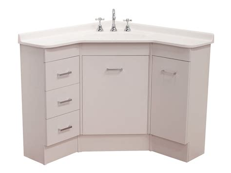 45 corner bathroom sink vanity units mode curvaceous