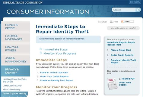 Report Identity Fraud On by Identity Theft Explained