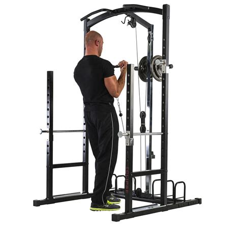 marcy eclipse rs5000 cage system fitnessdigital