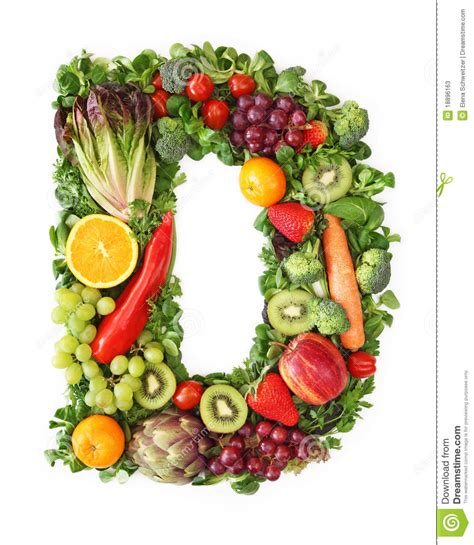 vegetables 3 letters fruit and vegetable alphabet stock photos image 18896163