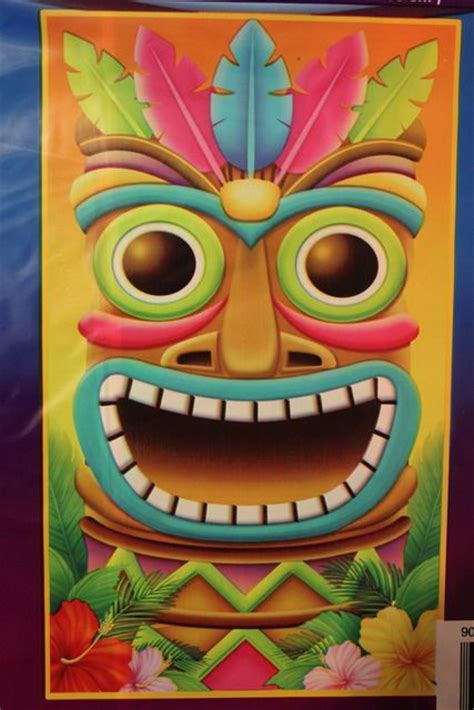 591 best images about luau on pinterest tiki totem luau tiki mural wall door beach luau party tiki bar pool