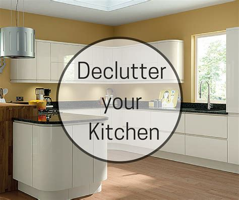how to declutter kitchen tips on decluttering your kitchen ba components