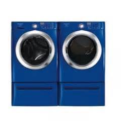 colored washer and dryer colored kitchen and laundry appliances