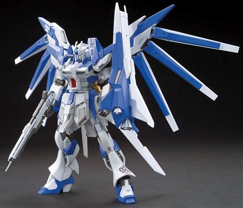 hg hi nu gundam vrabe manual color guide mech9 anime and mecha review site