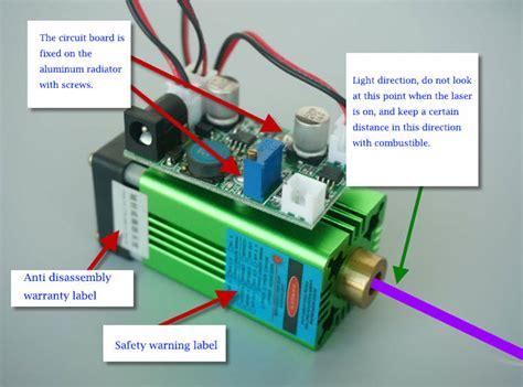uv laser diode module 800mw 1w 405nm blue violet laser industrial laser module uv curing 3d printing 179 00