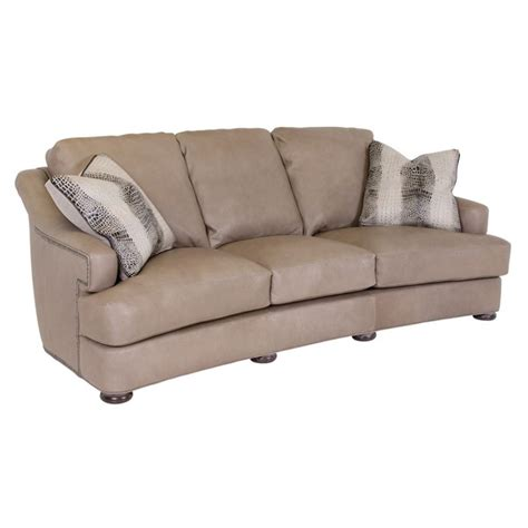 classic leather 8218 stegal sofa discount furniture at
