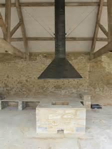 Chimney Canopy by A Bespoke Fire Hood For A Granary Ironart Of Bath