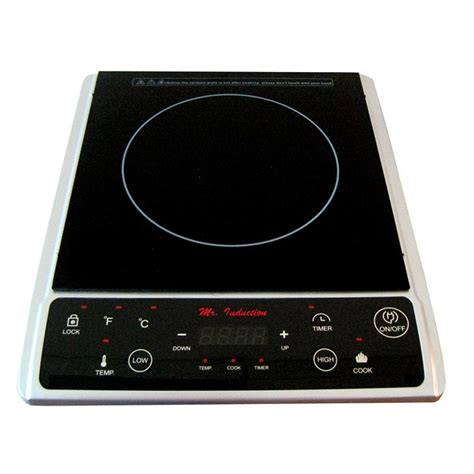 Induction L by Silver 1300 Watt Induction Cooktop Free Shipping Today