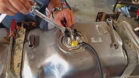 project ls swap part  plumbing  fuel