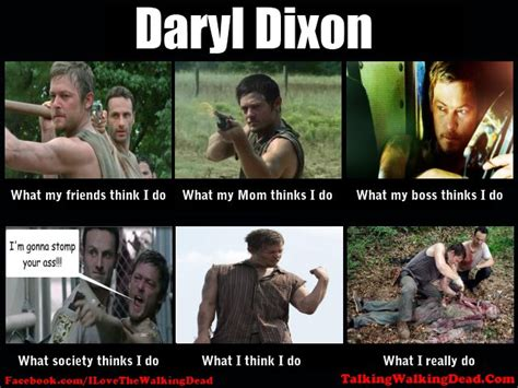 Daryl Dixon Meme - motivational memes daryl dixon the walking dead daryl