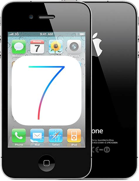 Does The Iphone Really Need Cleavage To Help Increase Its Popularity by Should You Upgrade Your Iphone 4 To Ios 7