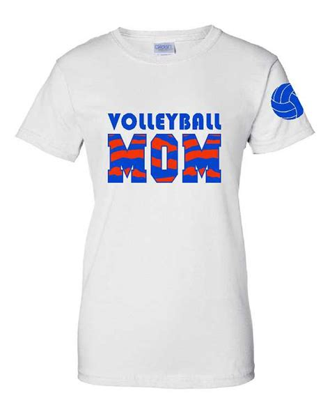design t shirts with glitter letters prime time glitter quot volleyball mom quot design t shirt jim