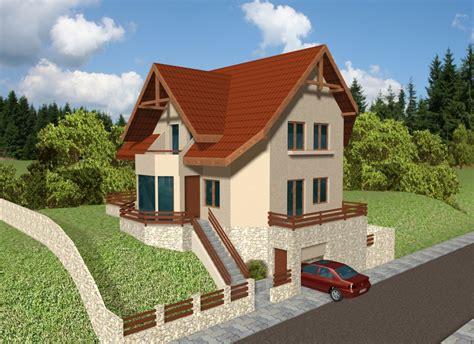 House Plans With A Basement by Poze Case Mici Proiecte Case Case Mici Case Cu Mansarda