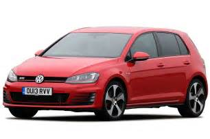 volkswagen golf gti hatchback review carbuyer