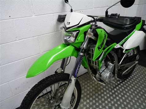 Kawasaki Road by Kawasaki Klx 250 2009 Trail Bike Road Registered At Craigs