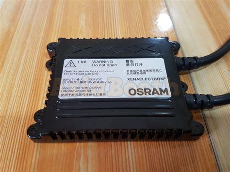 Lu Hid Mobil Merk Osram Osram Hid Conversion Kit New Version Gen2 Can