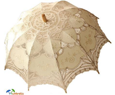 wedding umbrella white lace wedding parasol umbrella wholesale hfumbrellas