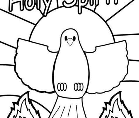 coloring pages of the holy ghost holy spirit free coloring pages on art coloring pages