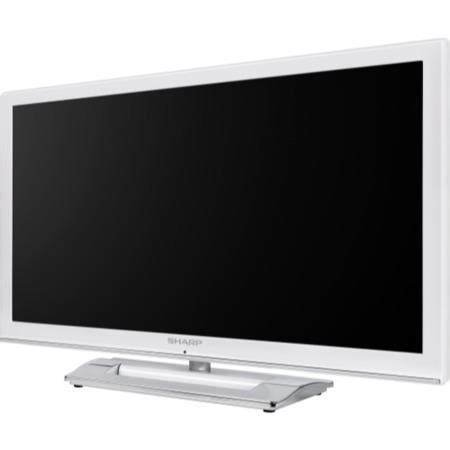Sharp 24 Inch Led sharp lc24le250k wh 24 inch freeview led tv appliances direct