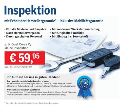 Auto Inspektion by Inspektion 59 95 Ohne Beeintr 228 Chtigung Der