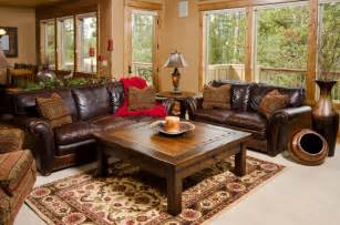 living room exquisite rustic living room furniture sets