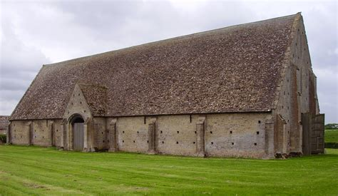 Barn E What Is A Tithe Barn Why Did Use A Tithe