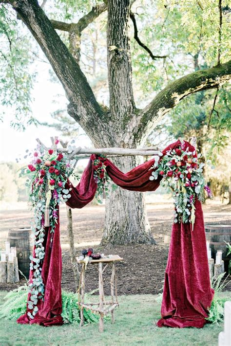 Flower To Decorate A Wedding by 30 Best Floral Wedding Altars Arches Decorating Ideas
