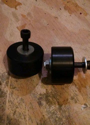 delrin motor mounts sa fb solid delrin motor engine mounts