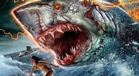 film shark exorcist sharkenstein un nuovo predatore tra jaws e frankenstein