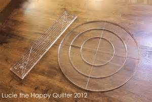 Longarm Quilting Templates And Rulers by Craftsy The Happy Quilter S