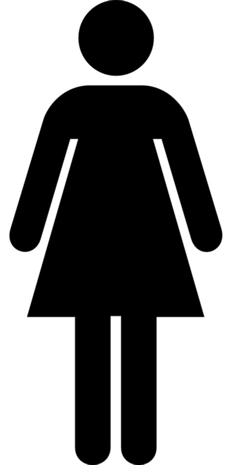 female bathroom free vector graphic female toilet public bathroom
