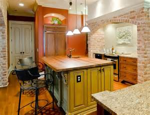 Eat In Kitchen Island Designs by 77 Custom Kitchen Island Ideas Beautiful Designs