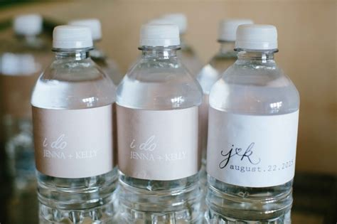 Wedding Favors Water Bottles by Favors Gifts Photos Custom Water Bottle Labels