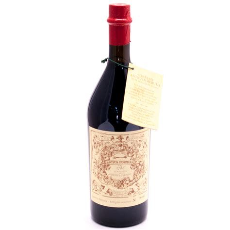 carpano vermouth carpano antica formula vermouth 750ml wine and