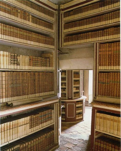 library near home library of the castello di massino near turin italy the