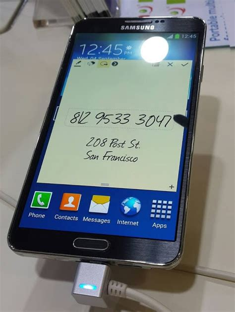 Hp Samsung Baru Note 2 handphone samsung galaxy note 3 loveheaven07