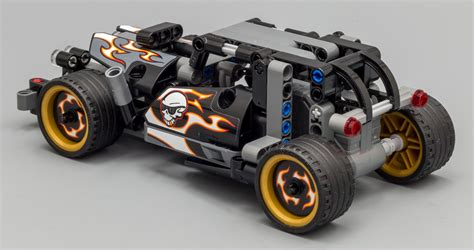 Lego Technic Getway Racer review 42046 getaway racer lego technic mindstorms