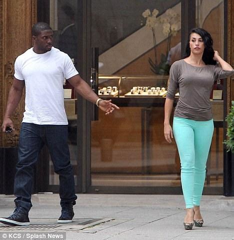 reggie bush and girlfriend lilit avagyan expecting first
