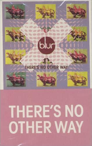 blur there s no other way blur there s no other way usa cassette single 4km 07374